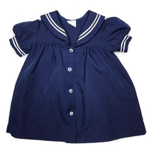 Other - True Vintage New Goodies Nautical Sailors Dress